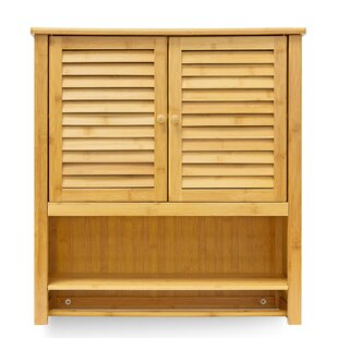 Kylie 62cm X 66cm Wall Mounted Cabinet By Natur Pur