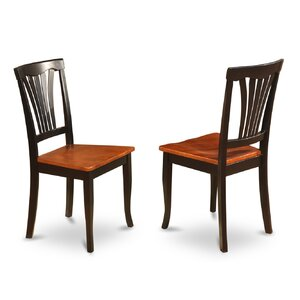Attamore Solid Wood Dining Chair (Set of 2)