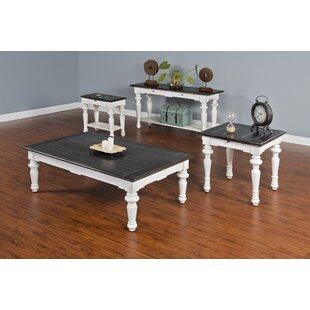 August Grove Grenadier 4 Piece Coffee Table Set
