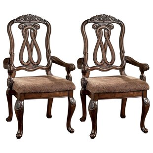 Castlethorpe Upholstered Dining Chair (Set Of 2) by Astoria Grand 2019 Sale