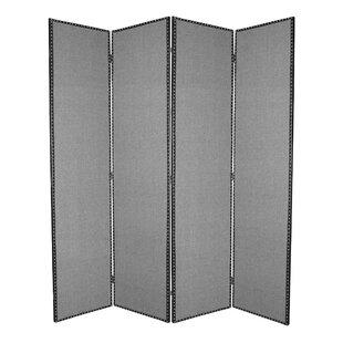 Darian 4 Panel Room Divider by Winston Porter