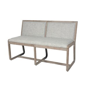 Coronado Solid Wood Bench by Blink Home