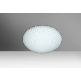 Besa Lighting Katie LED Outdoor Flush Mount