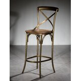 Tillman X Back 30 Bar Stool by Gracie Oaks