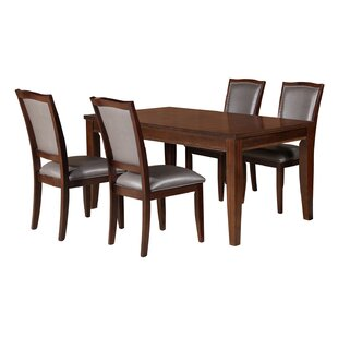 Scanlon 5 Piece Dining Set