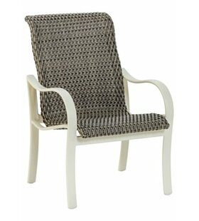 Shoreline Woven Patio Dining Chair