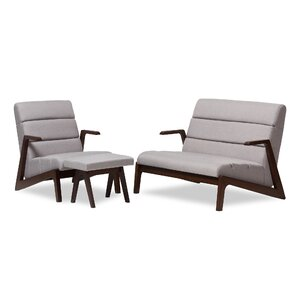 Lazzaro 3 Piece Living Room Set by Wholesale..