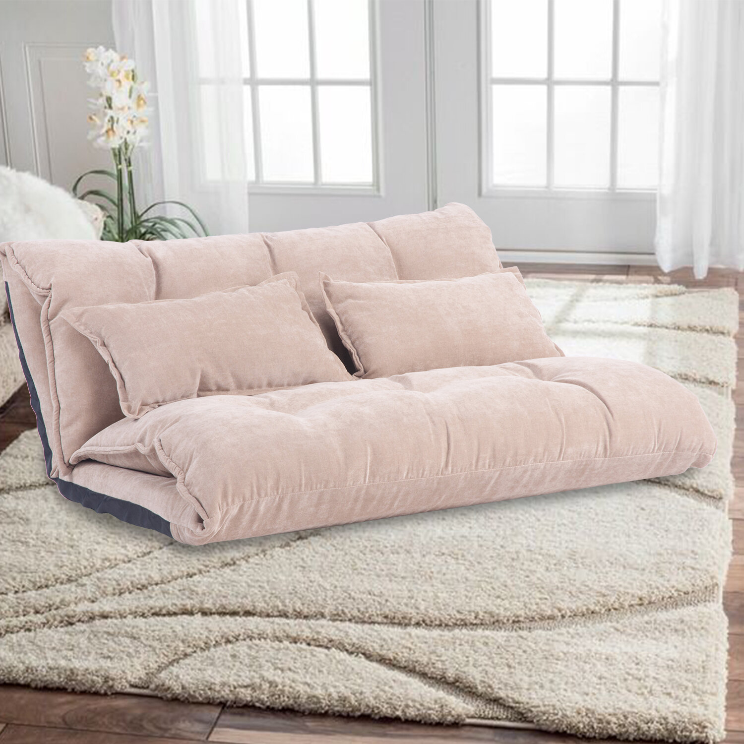 Leisure Sofa Bed Floor Chair With
