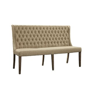 Pleasant Valley Upholstered Bench