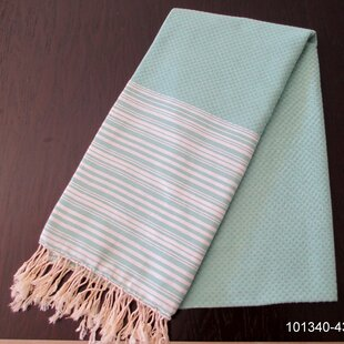 Hudgens Honey Comb 100% Cotton Bath Towel