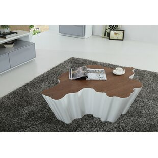 Affordable Price Clower Modern Coffee Table By Orren Ellis