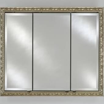 Charlton Home Holdrege Bevel Mirror Wayfair