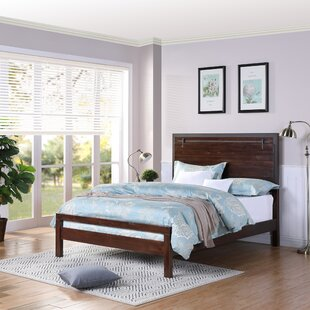 Alpert Queen Panel Bed by Foundry Select