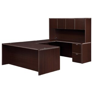 Fairplex U-Shape Executive Desk