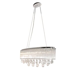 Willa Arlo Interiors Edmee 7-Light Drum Chandelier