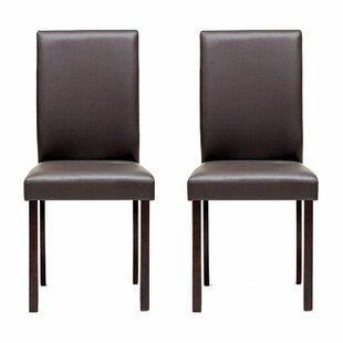 Wholesale Interiors Baxton Studio Susan Parsons Chair (Set of 2)
