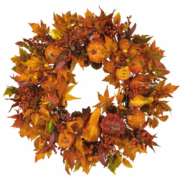 Non Christmas Winter Wreaths.Winter Wreaths You Ll Love In 2019 Wayfair
