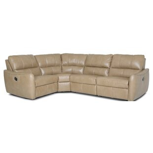 Lina Right Hand Facing Reclining Sectional By Palliser Furniture