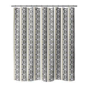 Bloomsbury Market Havran Shower Curtain