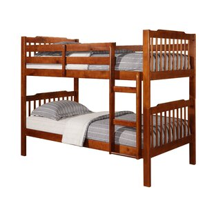 Best Price Theodore Twin over Twin Bunk Bed by Viv + Rae Reviews (2019) & Buyer's Guide