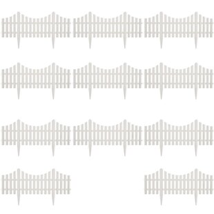 0.6m X 0.3m Edging (Set Of 17) By Home Etc