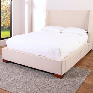 Garold Upholstered Storage Platform Bed by Brayden Studio Best Choices
