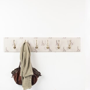 Caudell Wall Mounted Coat Rack By Union Rustic