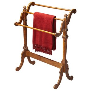Plantation Quilt Rack by Butler