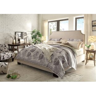 Kingston Upholstered Panel Bed