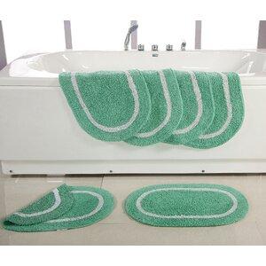 Landisburg Reversible Bath Rug (Set of 6)