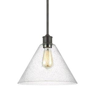 Kason 1-Light Cone Pendant..