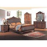 Tipton Sleigh Configurable Bedroom Set by Astoria Grand