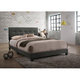 Latitude Run Eisen Queen Upholstered Panel Bed