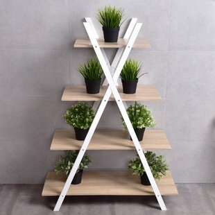 Byers 4 Tier Ladder Display Etagere Wrought Studio