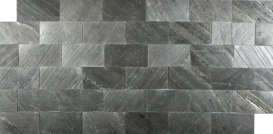 Black Slate Subway Tile Image Collections Modern Flooring Pattern