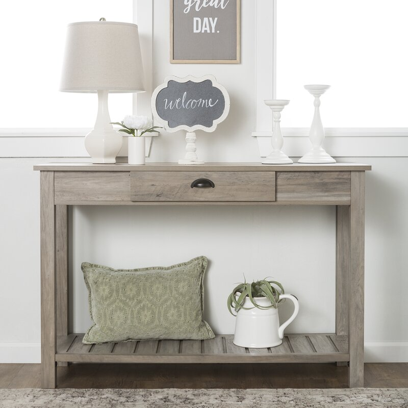 Superior Burford Entry Console Table