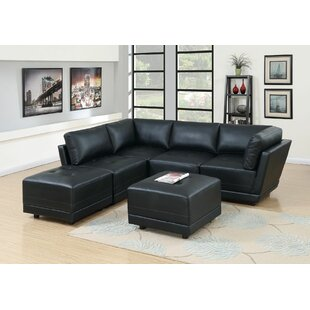 Orren Ellis Williford Modular Sectional w..