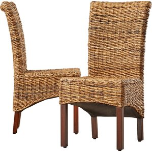 Saratoga Parsons Chair (Set of 2) by Bay Isle Home