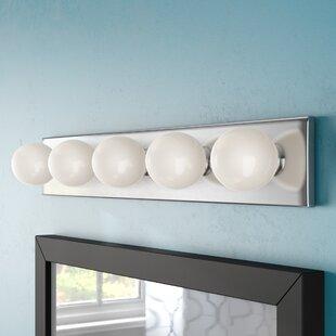 Camargo 5-Light Bath Bar