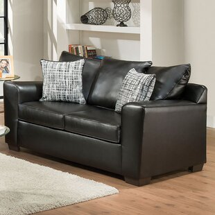 Bargain Yahtzee Loveseat by A&J Homes Studio Reviews (2019) & Buyer's Guide