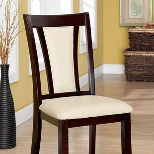Cliffo Upholstered Dining Chair Set of 2 by Winston Porter