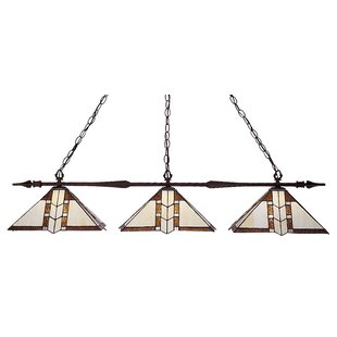 Beech Hill 3-Light Pool Table Light Pendant by Fleur De Lis Living