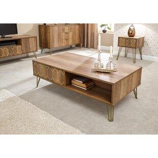 Deering Coffee Table With Storage By Corrigan Studio