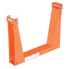 Portable Storage U-Rack by Vestil