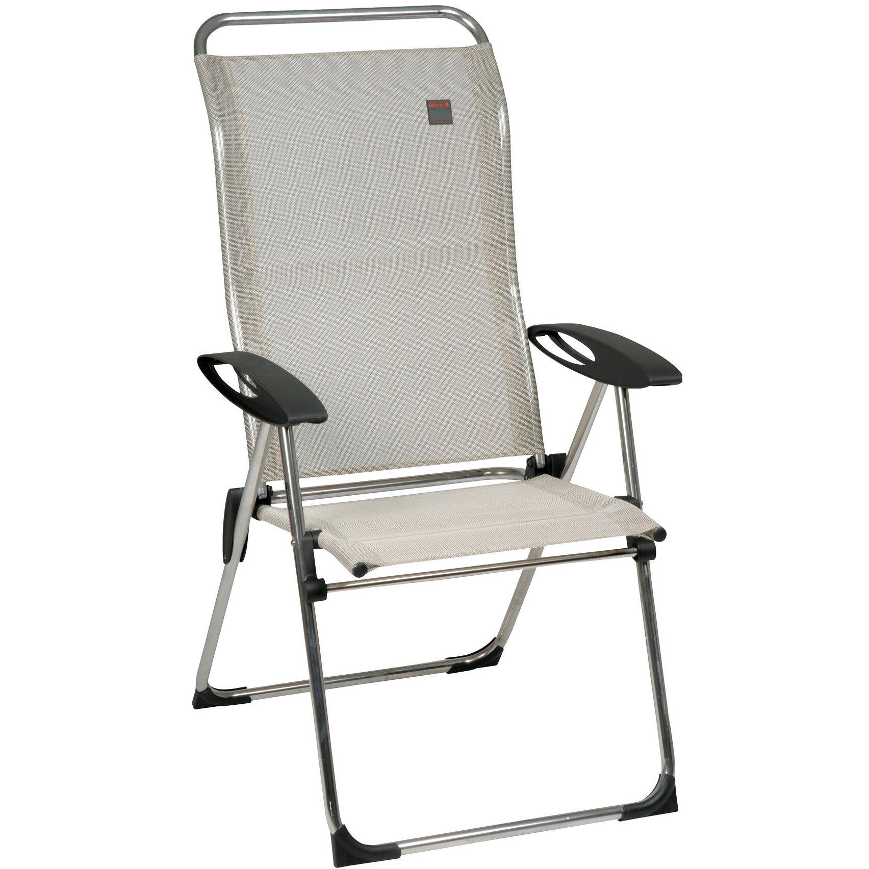 Aguilar Folding Arm Chair & Reviews