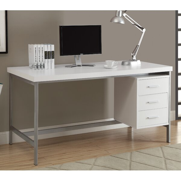 Best Home Office Desks, White Office Desk, Small Office Desk, Modern Office Desk