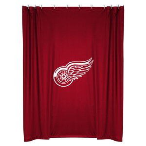 NHL Detroit Wings Shower Curtain Sports Coverage Inc.