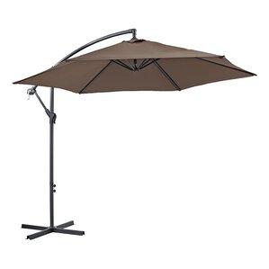 Attleboro 10u0027 Patio Cantilever Umbrella