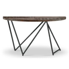 Avignon Demilune Console Table by Laurel Foundry Modern Farmhouse