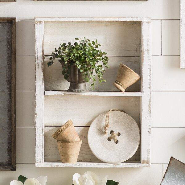 - Reclaimed Wood Ladder Shelf Wayfair